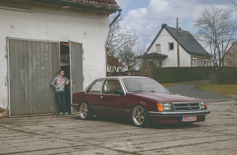 DLEDMV - Opel Coupé Commodore olds'kool - 07