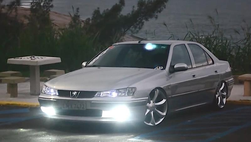 DLEDMV - Peugeot 406 Dub Brasil - 05