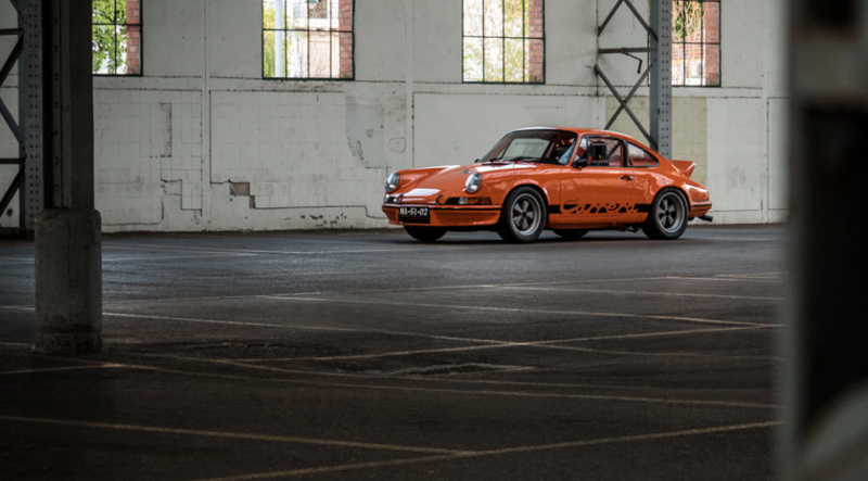 Outlaw Porsche 911 Carrera RS - Weekend Racer 14