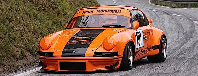 DLEDMV - Porsche 911 RSR Hillclimb Jenni Willi - 04