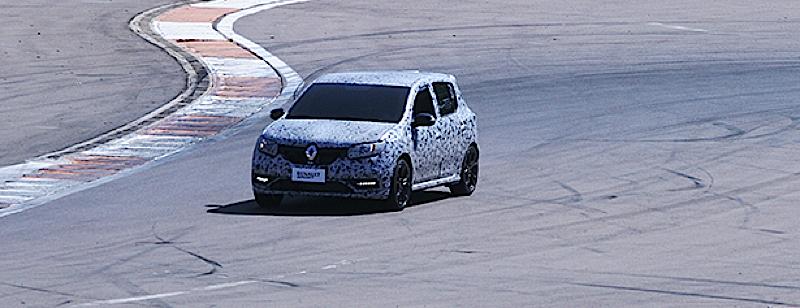 DLEDMV - Renault Sandero RS01