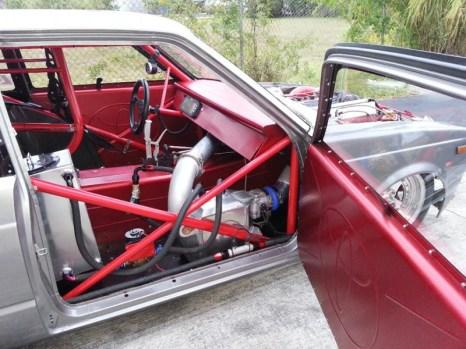 DLEDMV - Toyota Starlet Drag 1250 hp - 07