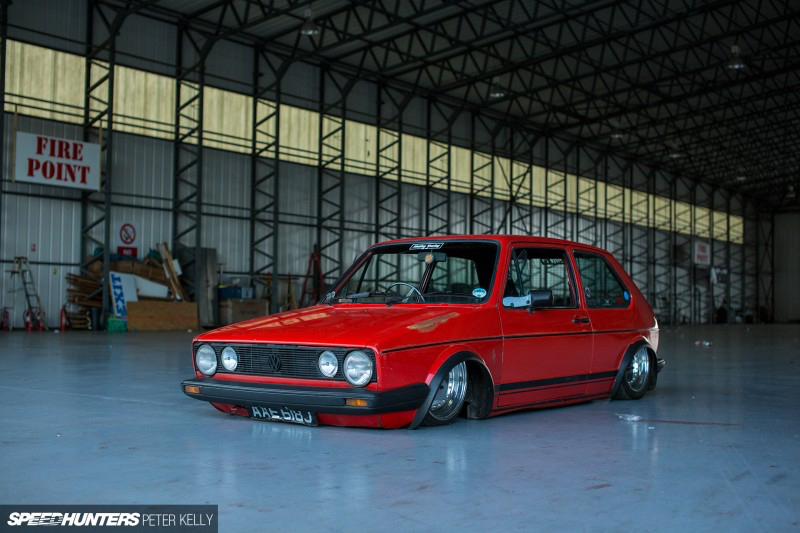 DLEDMV - VW Golf 13B Slammed 03