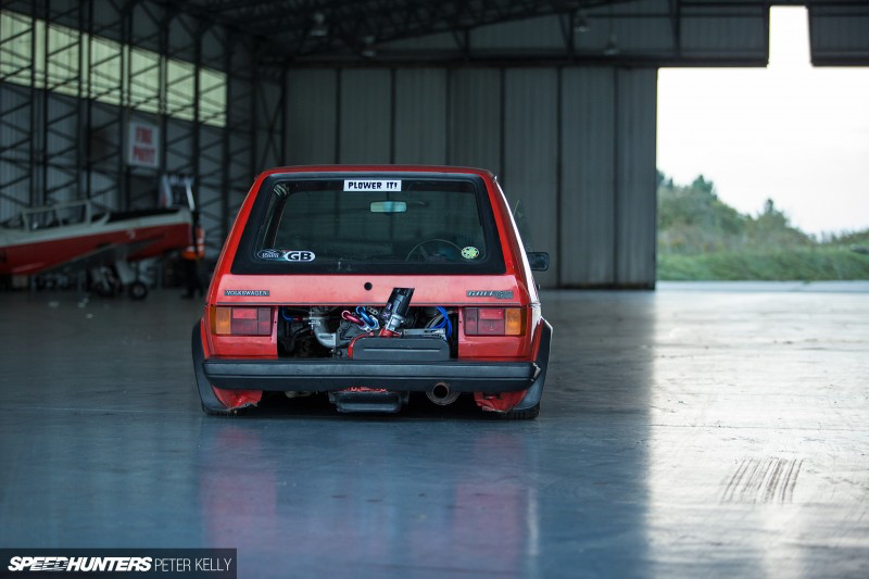 DLEDMV - VW Golf 13B Slammed 05