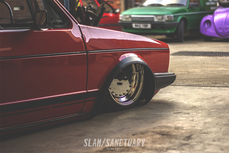 DLEDMV - VW Golf 13B Slammed 09