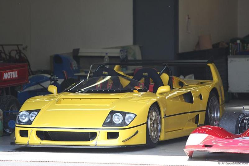 DLEDMV - Ferrari F40 LM Barchetta - 02