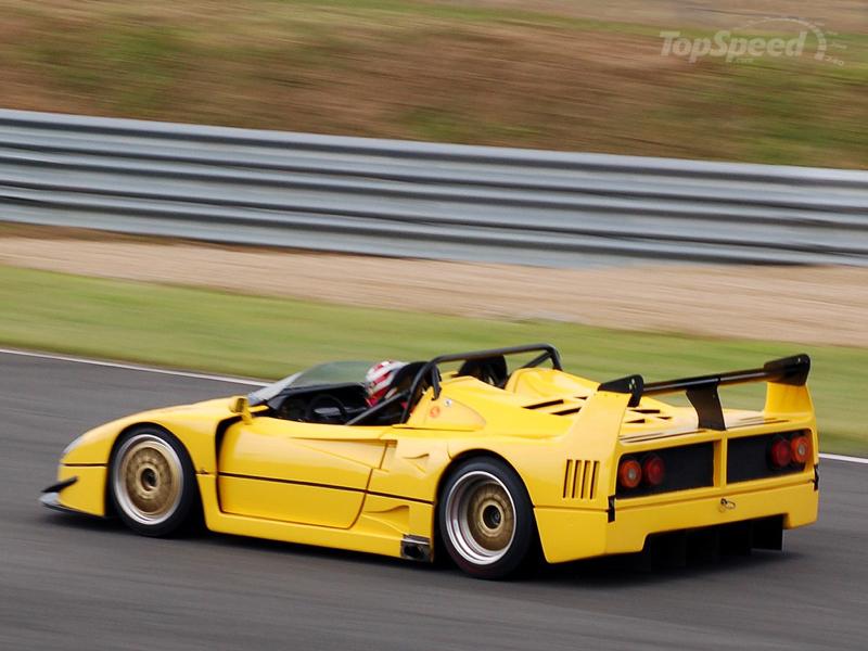 DLEDMV - Ferrari F40 LM Barchetta - 03