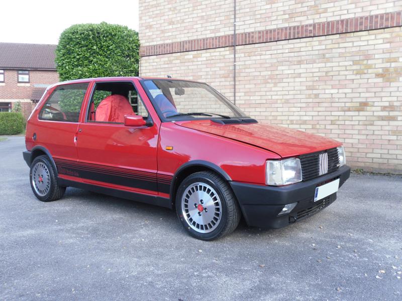 DLEDMV - Fiat Uno Turbo ie 200+ - 05