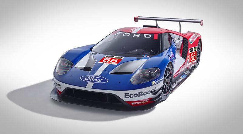 DLEDMV - Ford GT 2016 GTE - 01