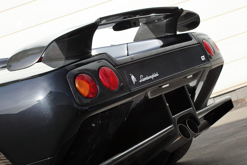 DLEDMV - Lamborghini Diablo GT Carbone - 10