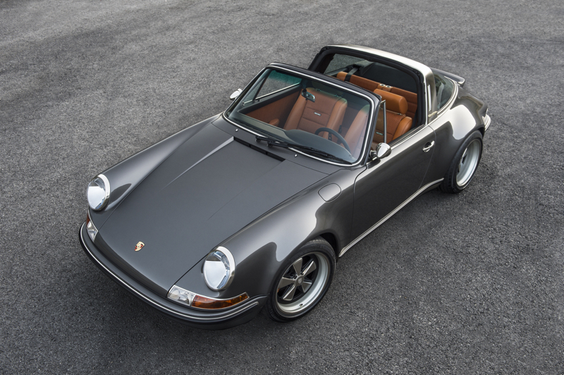 DLEDMV - Porsche 911 Targa Singer 4.0 l - 01
