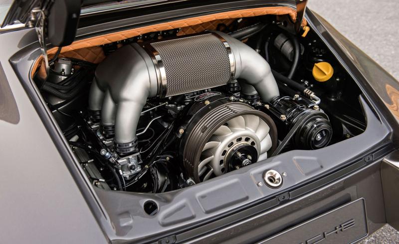 DLEDMV - Porsche 911 Targa Singer teaser - 01