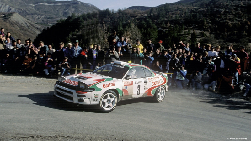 DLEDMV - Toyota GT86 Vintage racing color - 01