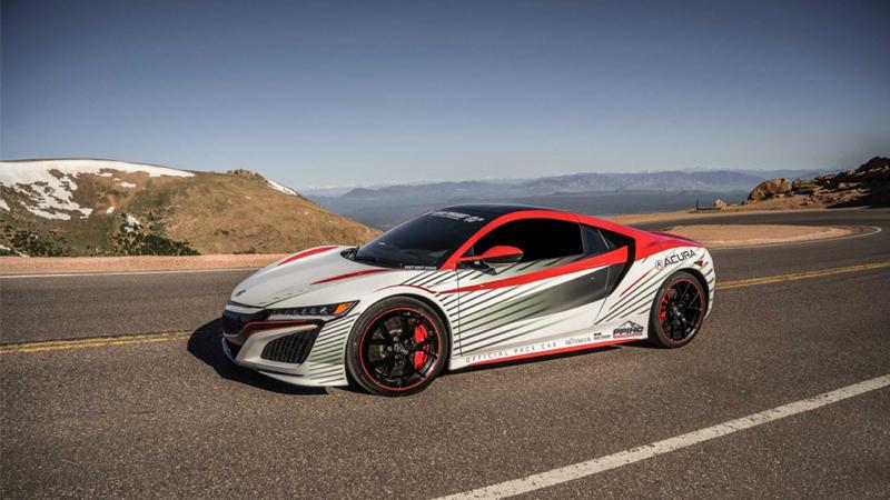 DLEDMV - Acura NSX Pikes Peak #15 -02