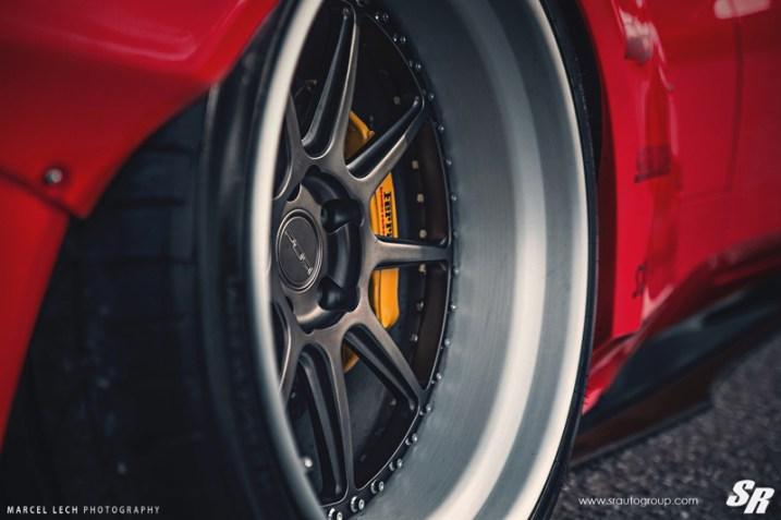 DLEDMV - Ferrari 458 Liberty Walk Airride & Pur - 13