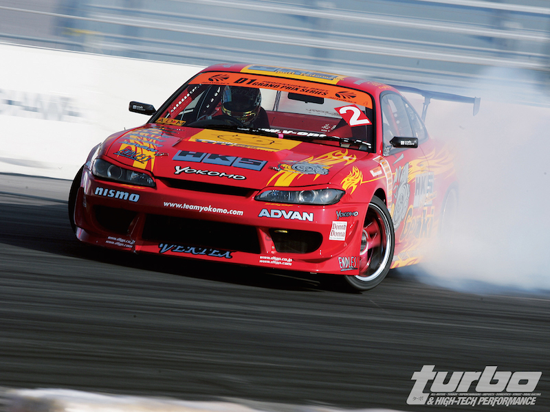 DLEDMV - Nissan GTR HKS Touge -15