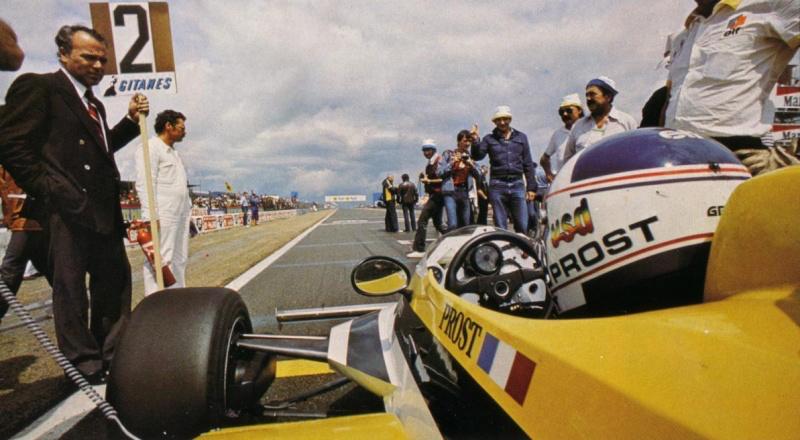 DLEDMV - Prost Renault F1 onboard Monaco 81 -01