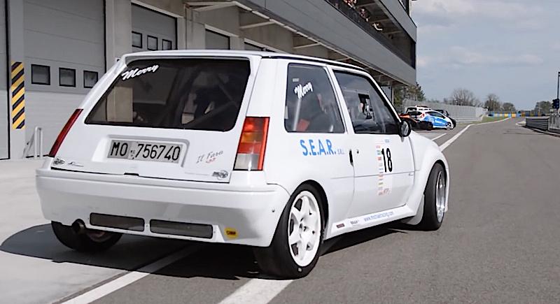 DLEDMV - Renault 5 GT Turbo 300 hp modene -03