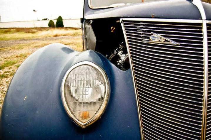 DLEDMV - Ford 37 Hot Rod V8 Apache - 08