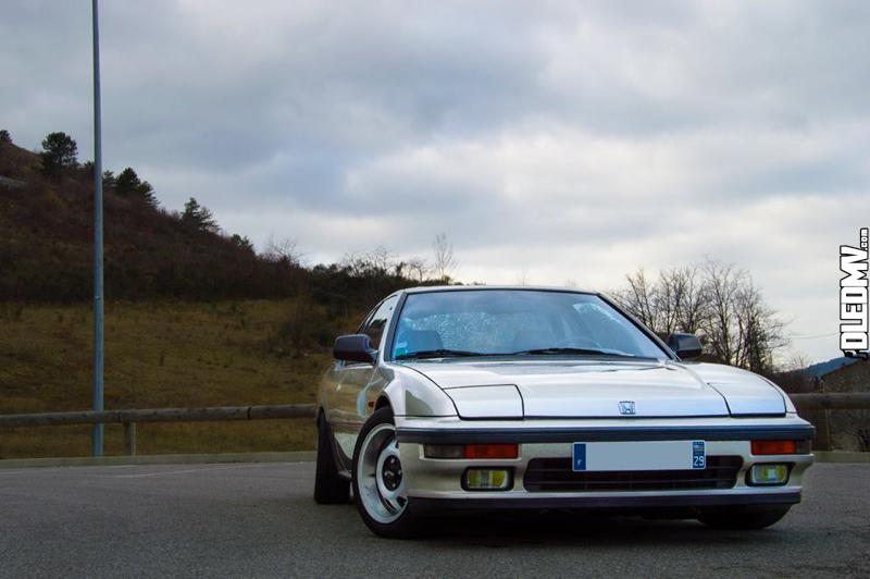 DLEDMV - Honda prelude Arthur ATS - 01