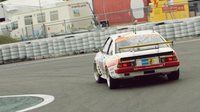 DLEDMV - Opel Manta Kissling Nurburgring - 04