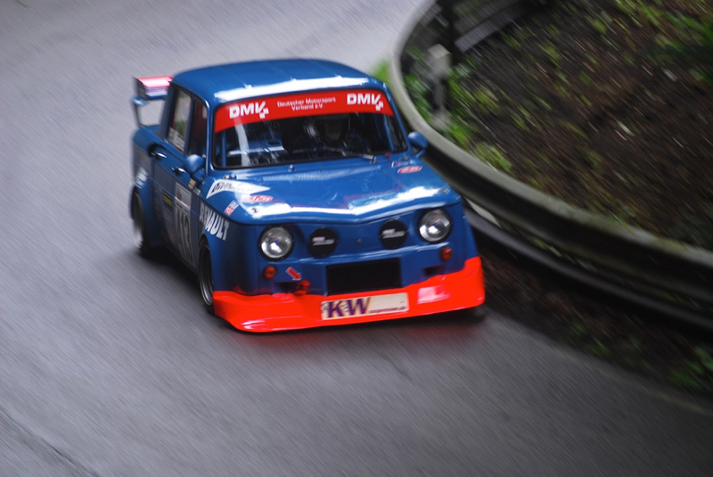DLEDMV - R8 Gordini Hillclimb Wiebe Motorsport - 01