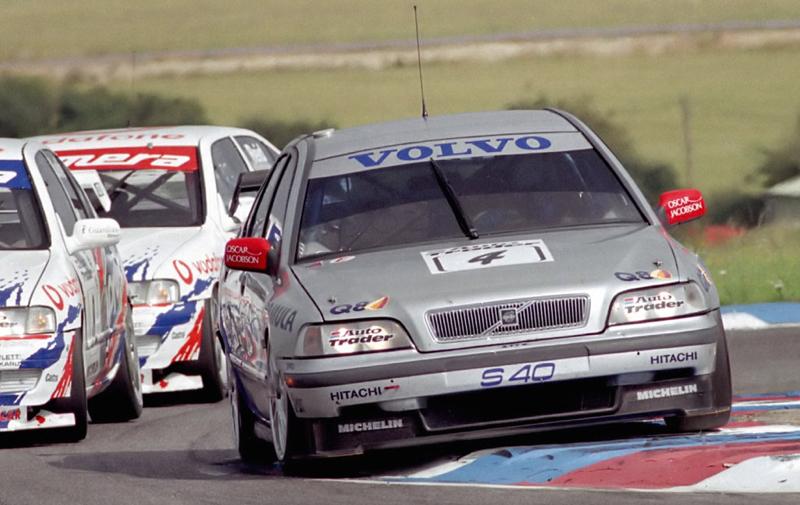 DLEDMV - Volvo S40 BTCC - 03