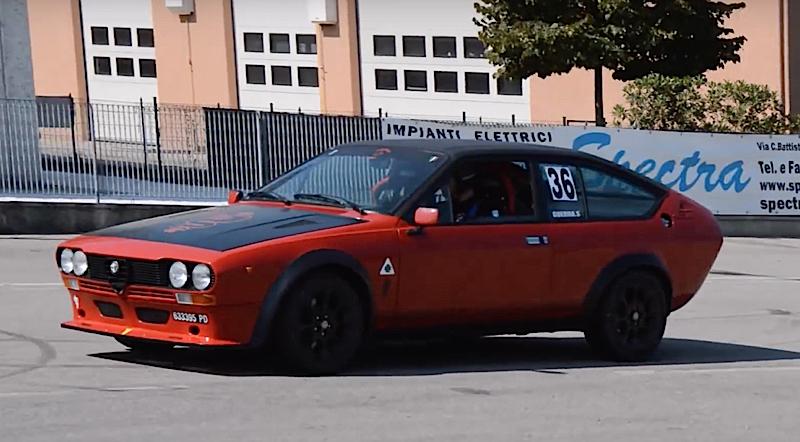DLEDMV - Alfa GTV supercharged - 02