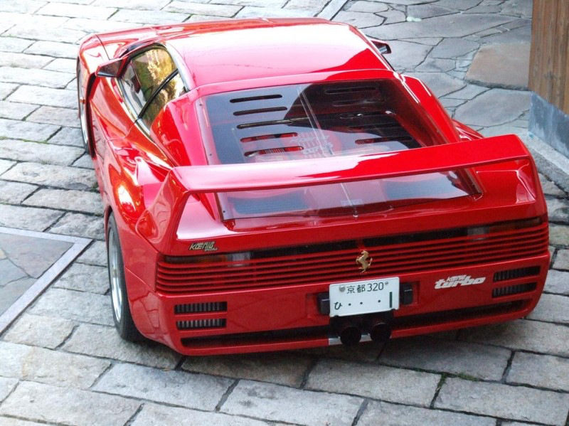 DLEDMV - Ferrari Koenig Testarossa Competition Evolution - 07