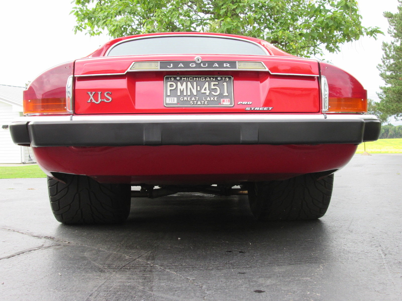 DLEDMV - Jaguar XJS Pro Street - 05