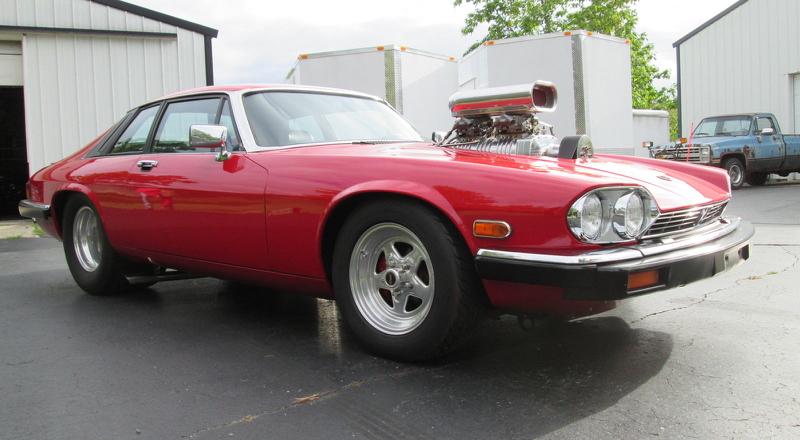 DLEDMV - Jaguar XJS Pro Street - 08