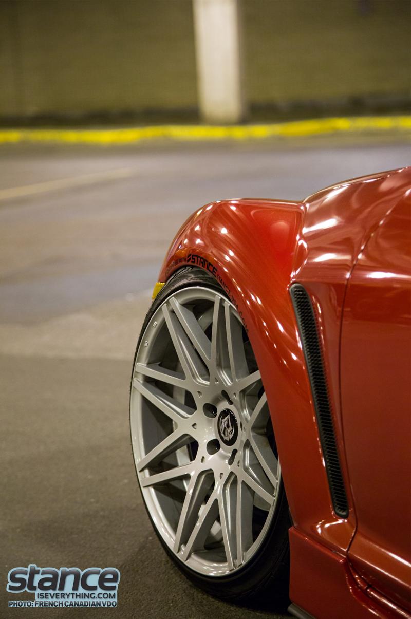 DLEDMV - Mazda RX8 slammed - 04