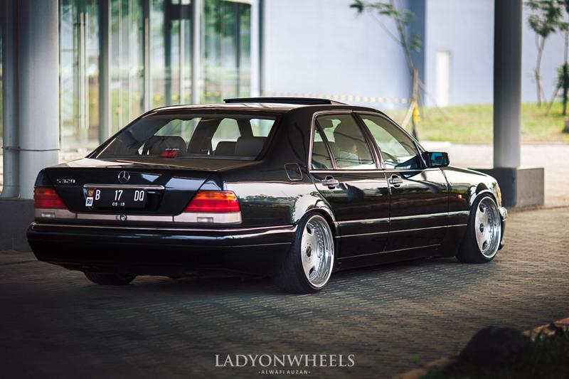 DLEDMV - Mercedes W140 S320 Lorinser - 04