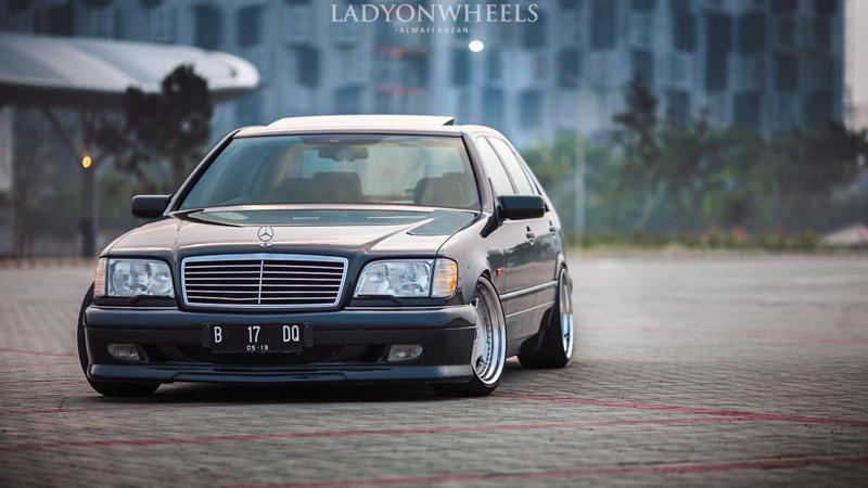 DLEDMV - Mercedes W140 S320 Lorinser - 08