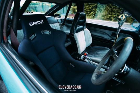 DLEDMV - Toyota AE86 swap V8 - 03