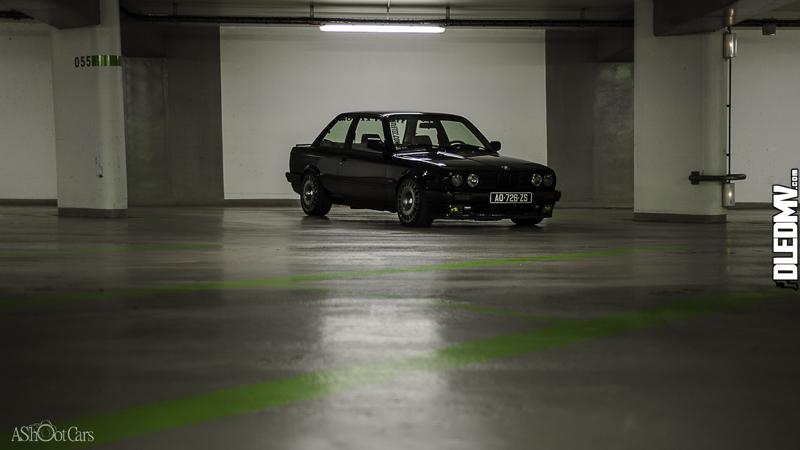 DLEDMV - BMW 318is E30 Ludo 6cyl turbo - 01