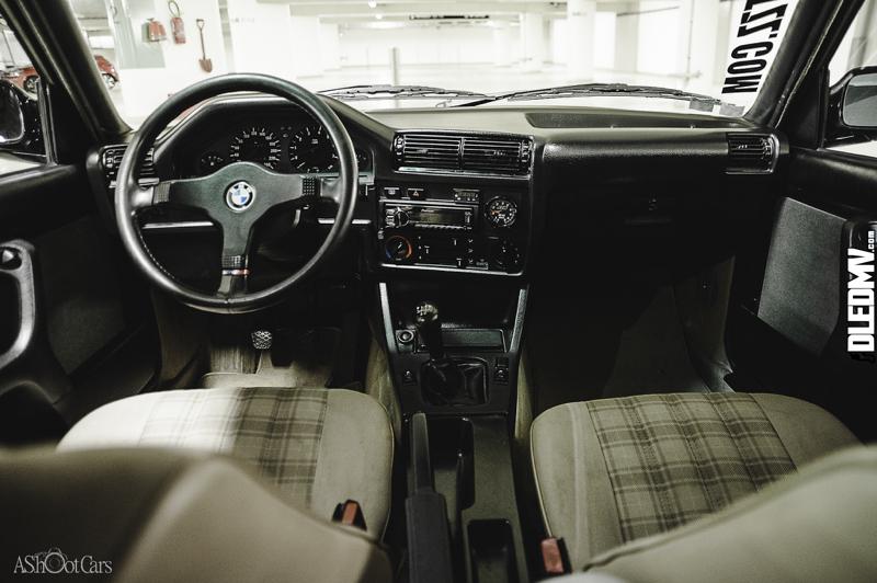 DLEDMV - BMW 318is E30 Ludo 6cyl turbo - 13