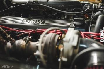 DLEDMV - BMW 318is E30 Ludo 6cyl turbo - 21