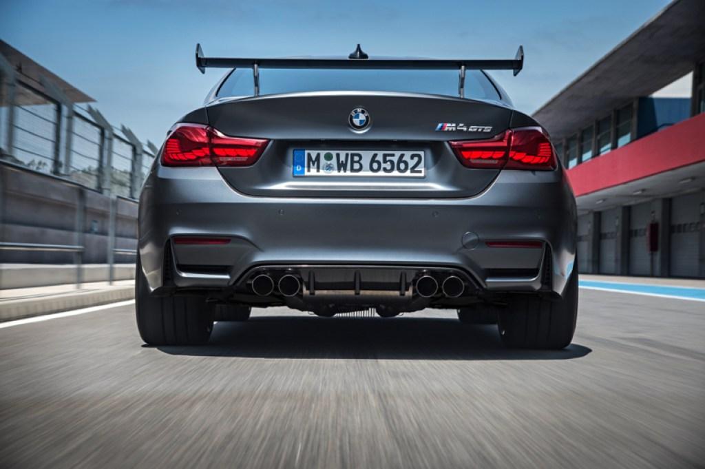 DLEDMV - BMW M4 GTS Nurb - 01