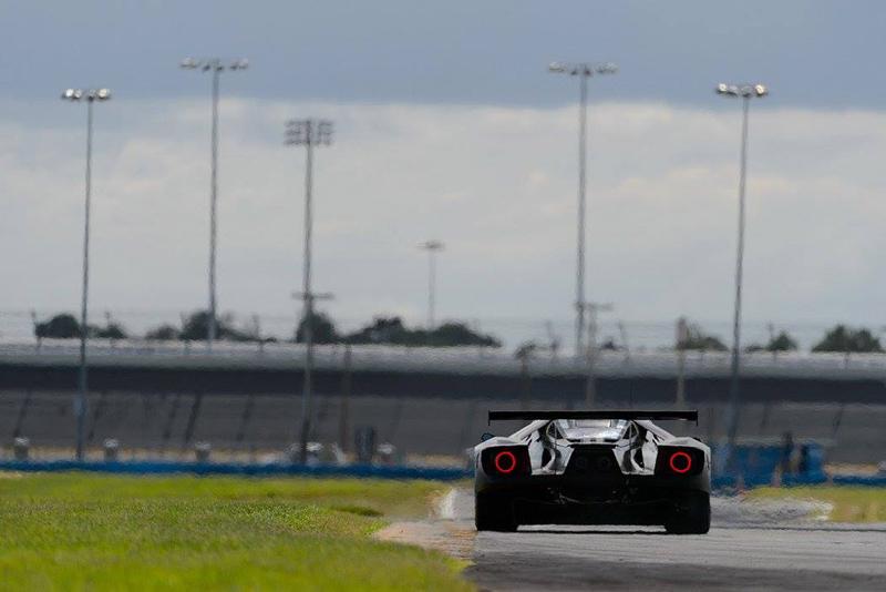 DLEDMV - Ford GT 2016 Test Daytona - 03
