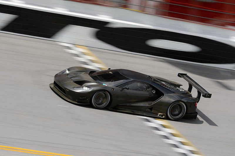 DLEDMV - Ford GT 2016 Test Daytona - 04