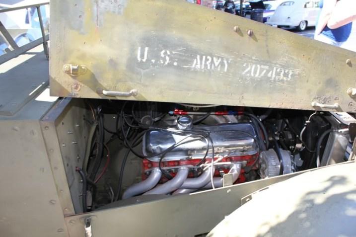 DLEDMV - Half track custom twin V8 - 04