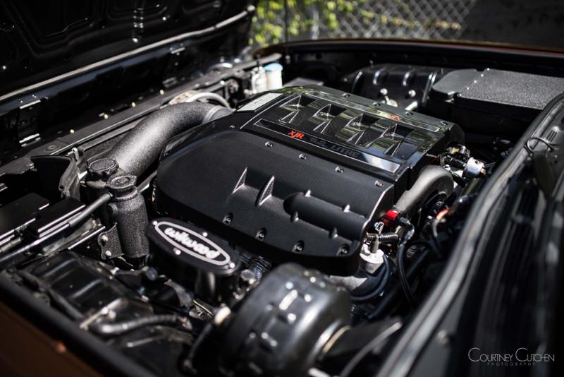 DLEDMV - Jaguar XJ swap LS3 custom - 07