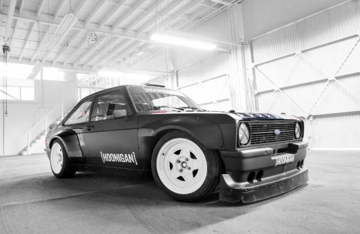 DLEDMV - Ken BLock Ford Escort Rocket Bunny - 07