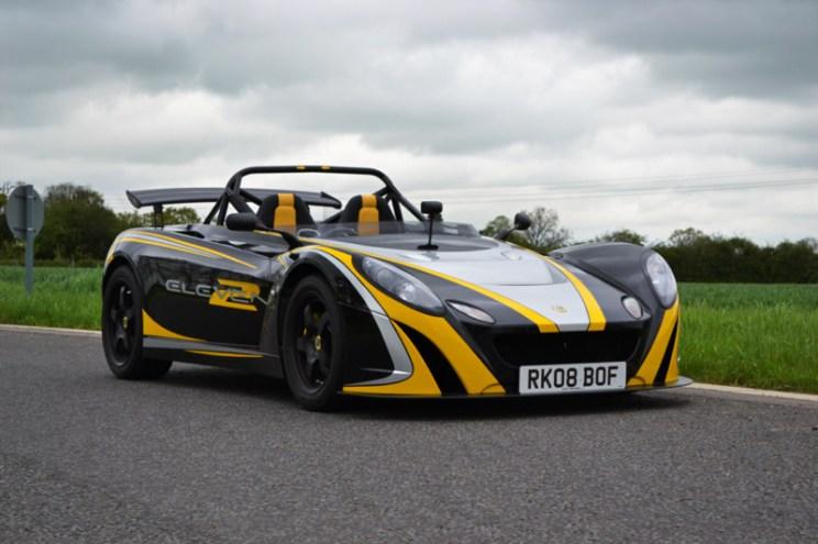 DLEDMV - Lotus 2-Eleven nurburgring - 01