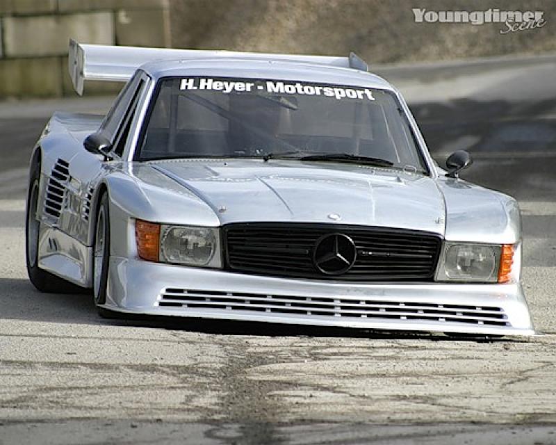 DLEDMV - Mercedes 500 SLC Groupe C - 01