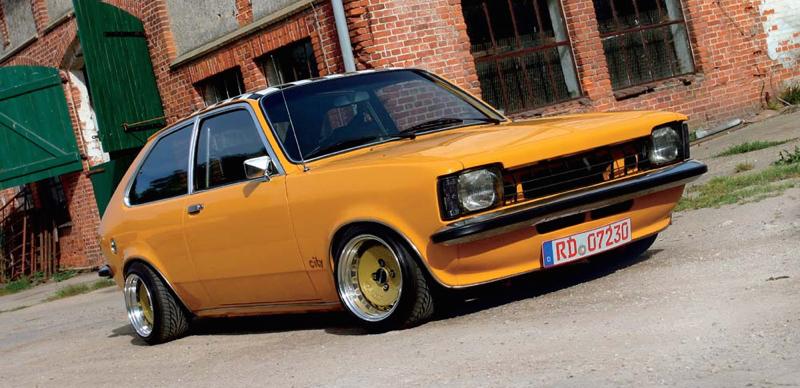 DLEDMV - Opel Kadett Drift - 02