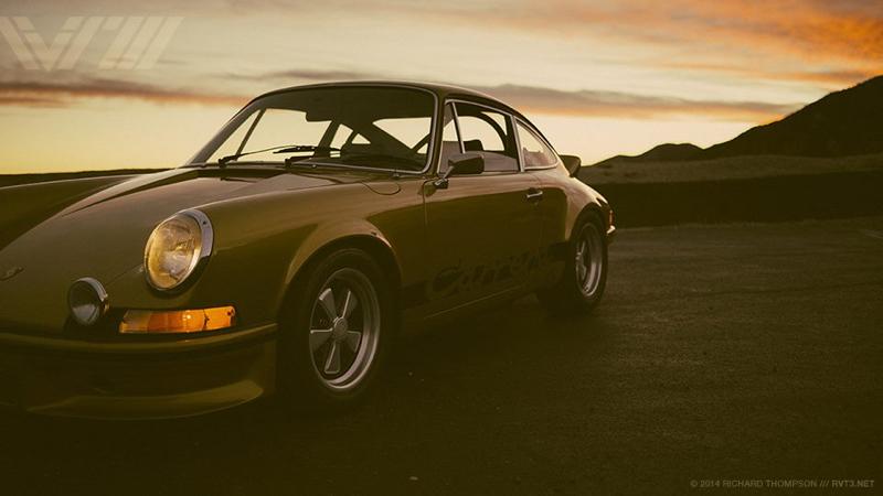 DLEDMV - Porsche 911 2.4 RS - 01