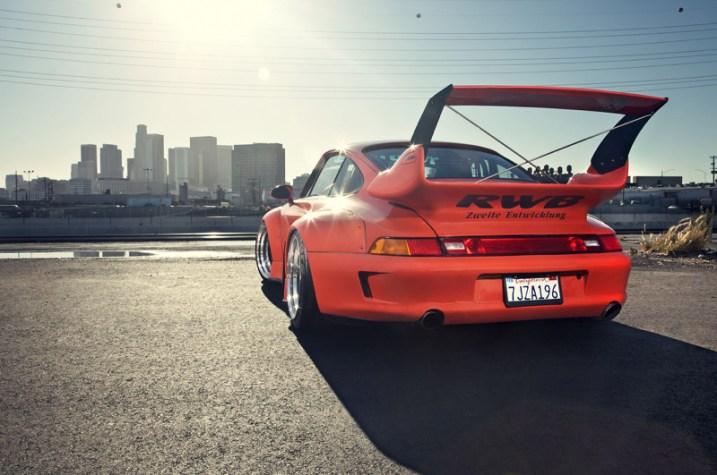DLEDMV - Porsche 993 C2 RWB Darren Yoo - 11