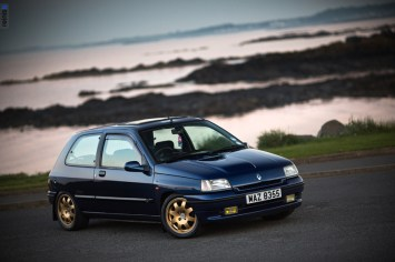DLEDMV - Renault Clio Williams Onboard - 02
